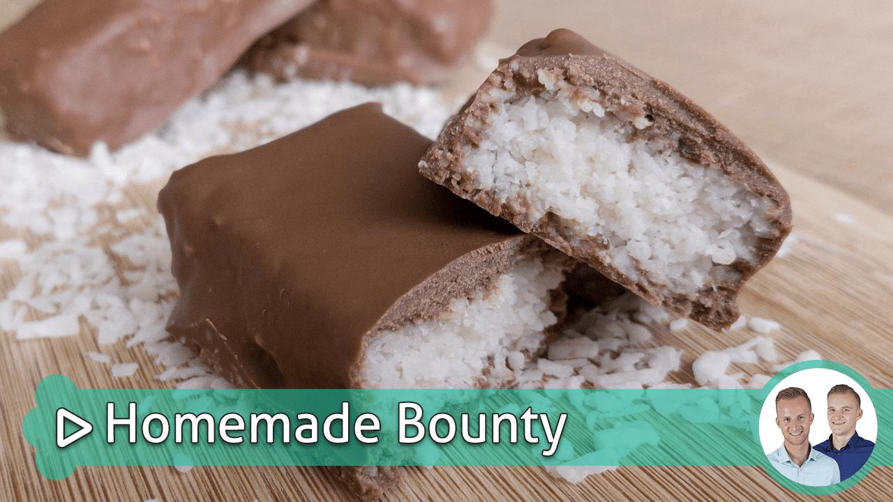 Homemade Bounty
